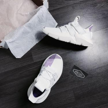 Hàng Chính Hãng Adidas Prophere White Purple 2020**