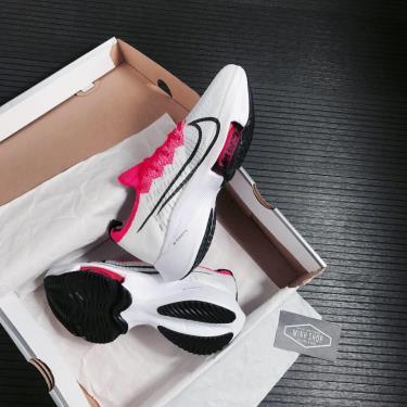 -40% Giày Nike Air Zoom Tempo Next% White/Black  LOGO ** [CI9924-102]