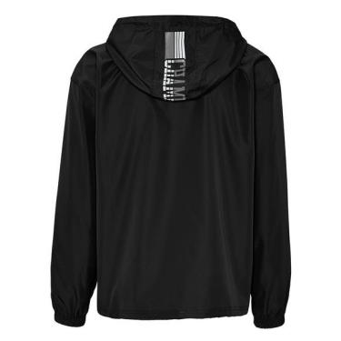 Hàng Chính Hãng Áo Khoác Champion Packable Jacket Pop Color Logo Black/Grey White 2021**