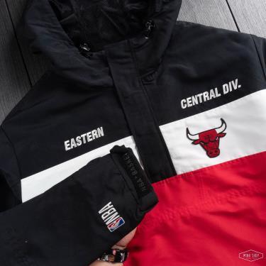 BEST SELLER Hàng Chính Hãng Áo Khoác Jacket NBA Chicago BULL Red Eastern 2021** [N201JP152P-A5]