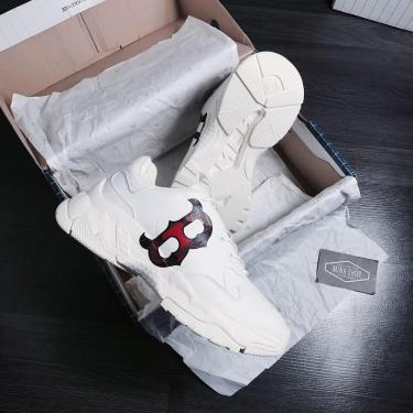 Hàng Chính Hãng MLB Big Ball Chunky Check Boston Red Sox Sneaker 2020**
