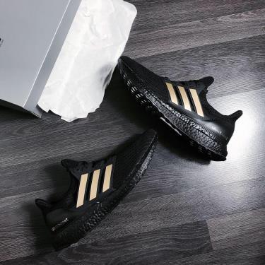 """Hàng Chính Hãng  Adidas Ultraboost 4.0 DNA """"Black Gold"""" 2021**"""