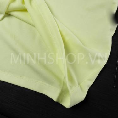 Hàng Chính Hãng Áo Thun New Era Neon Yellow/ Logo Mutilcolor 2020**
