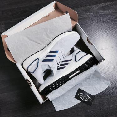 """Hàng Chính Hãng Adidas Ultra Boost 6.0 Grey/Blue 2020* """"New"""""""