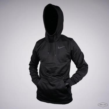 Hàng Chính Hãng Áo Hoodie Nike Therma Black 2021**