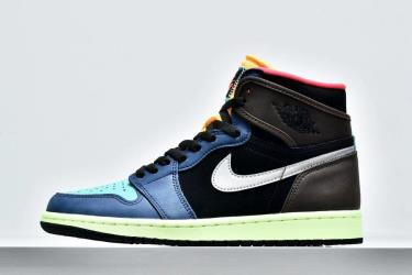 Giày Nike Jordan 1 Retro High Tokyo Bio Hack ** [555088 201]