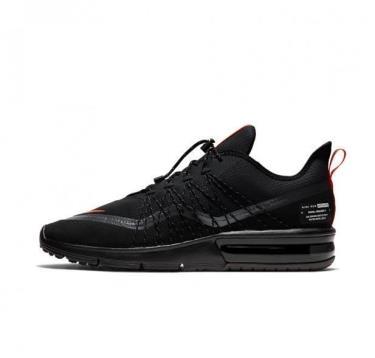 Hàng Chính Hãng  Nike Air Max Sequent 4 Utility Black 2019**