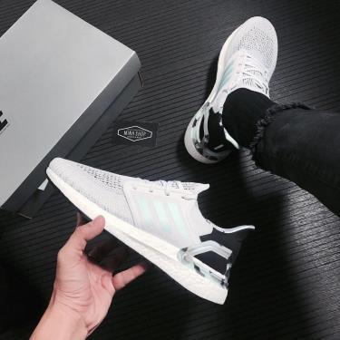 Hàng Chính Hãng Adidas Ultra Boost 6.0 Grey/Mint/Black 2021**