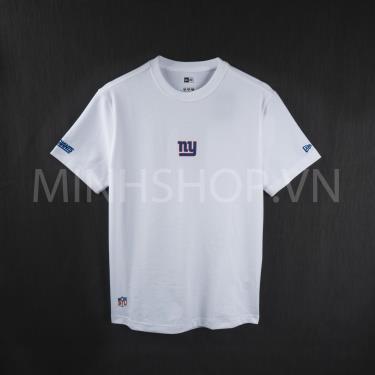 Hàng Chính Hãng Áo Thun New Era NFL New York Giant White 2020**