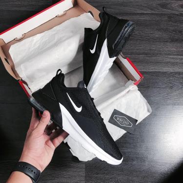 Hàng Chính Hãng Nike Air Max Motion 2 Black/White 2020**