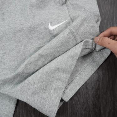 Hàng Chính Hãng Quần Short Nike Grey/White Logo 2020**