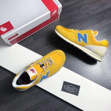 Hàng Chính Hãng NewBalance 574 Yellow/Blue **2020**