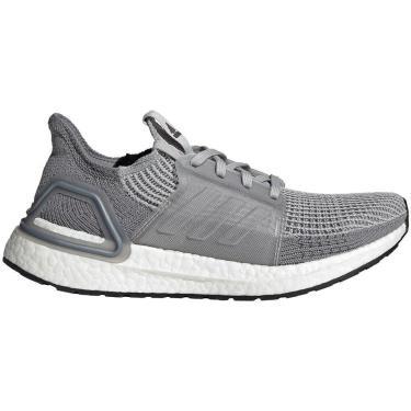 MUA 1 TẶNG 1~ Hàng Chính Hãng Adidas Ultra Boost 19 Grey White 2021* EF8847