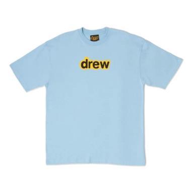 ao-thun-drew-house-secret-blue-new-o
