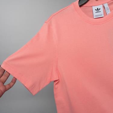 Hàng Chính Hãng Áo Thun Adidas Front Back Tee  Pink 2021**