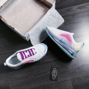 Hàng Chính Hãng NikeAir Max 720 White / Multicolor 2020**