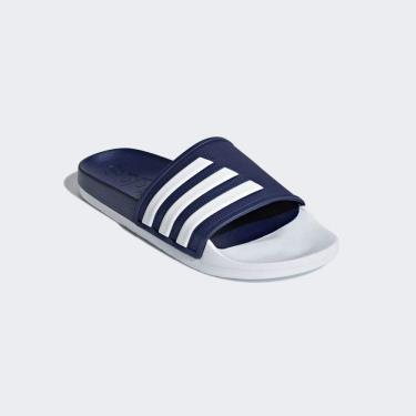 Hàng Chính Hãng Dép Adidas Adilette TND Slides Navy White 2020**