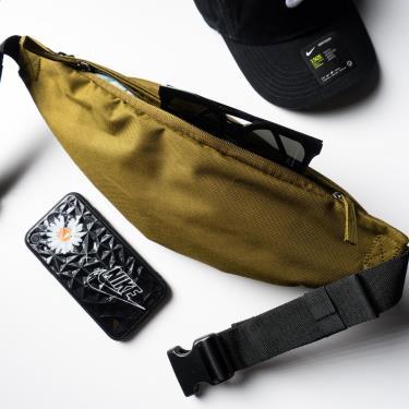 Hàng Chính Hãng Túi Nike Heritage Hip Pack Olive Flak & Black 2020**