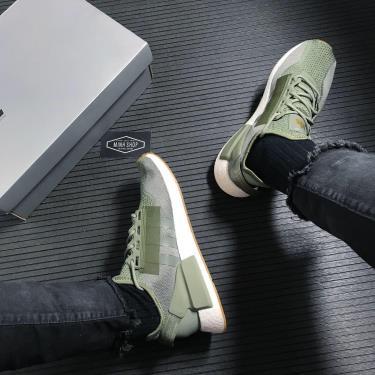 Hàng Chính Hãng Adidas NMD R1 V2 'Legacy Green' 2021**