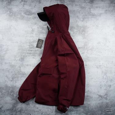 Hàng Chính Hãng Áo Khoác Champion Packable Jacket Burgundy Basic 2021**
