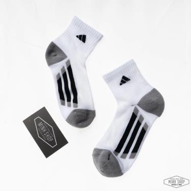 Hàng Chính Hãng Vớ Adidas White/Grey V2  2021**(Pack 3 đôi )