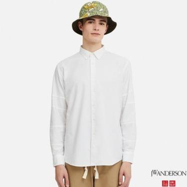 ao-so-mi-uniqlo-j-w-anderson-long-sleeve-white
