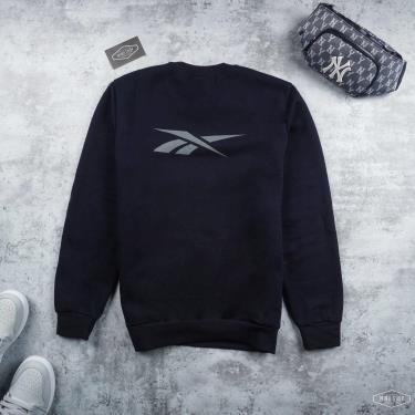 Giảm sâu💋  Áo Sweater Reebok Black Navy * [GH3645]