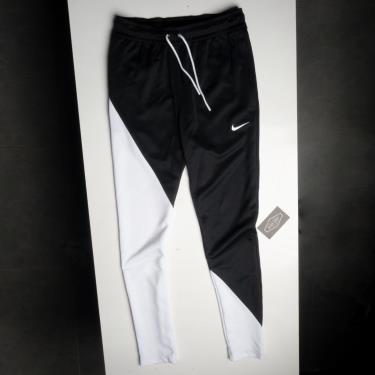 Quần Nike Sportswear Swoosh Trousers Black/White *