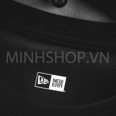 Hàng Chính Hãng Áo Thun New Era X Natural Bonn Angler Black 2020**