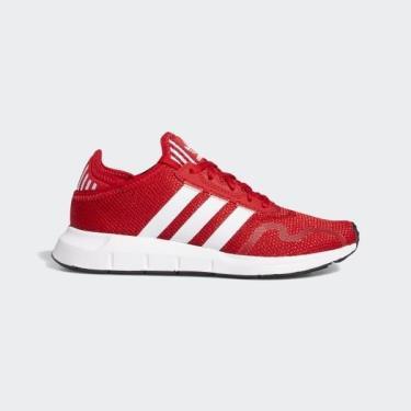 Hàng Chính Hãng Adidas Swift Run Red * 2020*