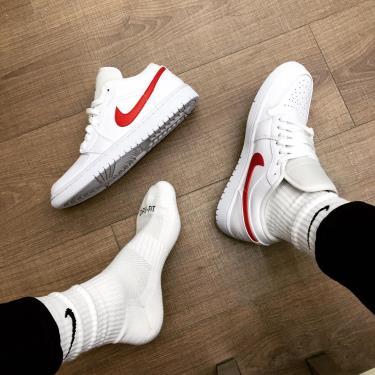 Hàng Chính Hãng Vớ Nike Dri Fit White 2021** MUA 1 ĐƯỢC 3
