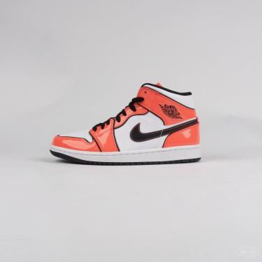 Giày Nike Air Jordan 1 Mid SE 'Turf Orange' ** [DD6834 802]