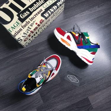 Hàng Chính Hãng EAF Sneaker  Mutil Color 2020** best seller