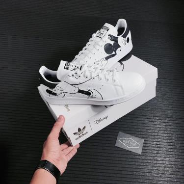 giay-adidas-mickey-mouse-x-stan-smith-black-fw2895
