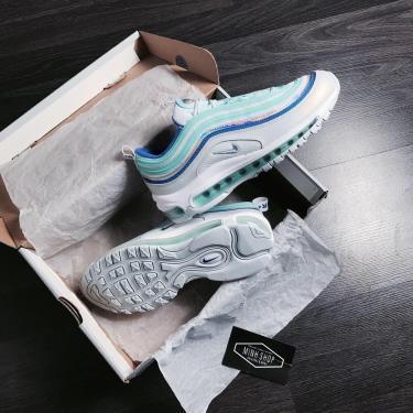 Hàng Chính Hãng Nike Air Max 97 white  Mint 2020**