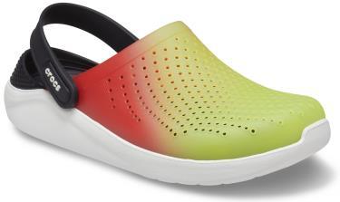 Hàng Chính Hãng Dép Crocs Literide Clog Mutil Color 2021**