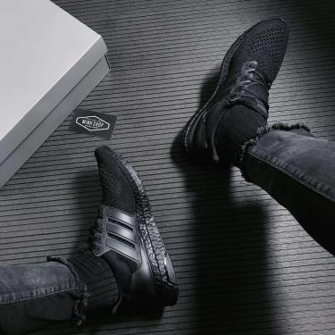 Hàng Chính Hãng Adidas Ultra Boost 1.0 Triple Black 2021**