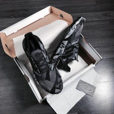 """Hàng Chính Hãng Adidas Ultra Boost 6.0 """"Black Camo"""" 2021*"""