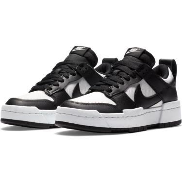 Hàng Chính Hãng Nike Dunk Low Disrupt Black White 2021**