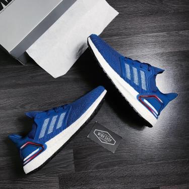 """50% Hàng Chính Hãng Adidas Ultra Boost 6.0 """"Royal Blue/Scarlet"""" 2021**"""