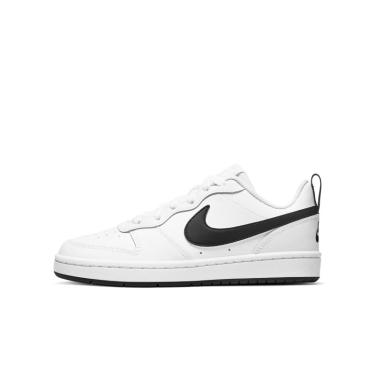 Hàng Chính Hãng Nike Nike Court Borough Low 2 White/Black ** 2021**
