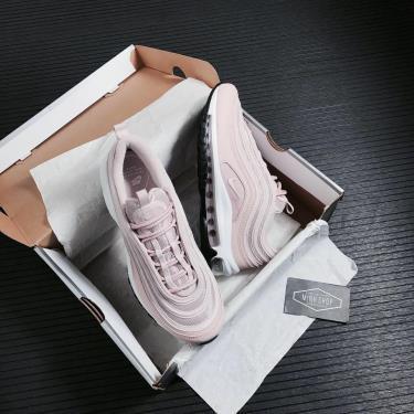 💥Premium Quality💥 Hàng Chính Hãng Nike Air Max 97 Barely Rose 2021** [921733 600]