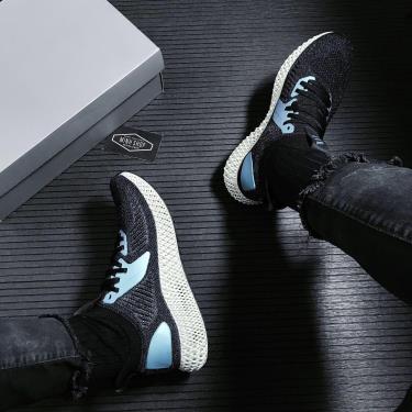 """Hàng Chính Hãng Adidas Alphaedge 4D Reflective """"Core Black"""" 2021** [FV6106]"""