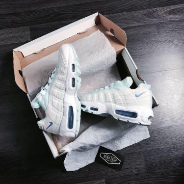 Hàng Chính Hãng Nike Air Max 95 Teal Royal  2020**