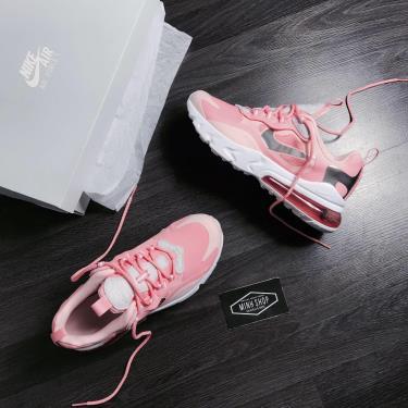 Hàng Chính Hãng Nike Air Max 270 React Coral Pink **2020**