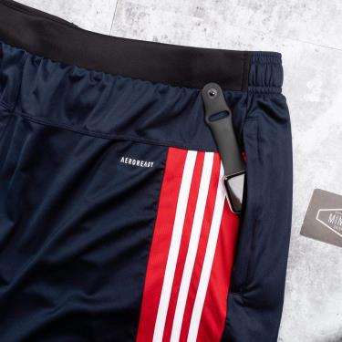 Hàng Chính Hãng Quần Short Adidas Navy/Red 2021**