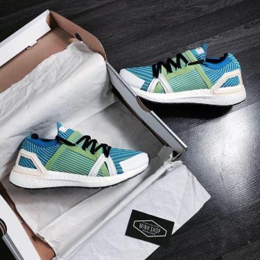 '' FLASH DEAL 50% ''Hàng Chính Hãng Adidas Stella McCartney x  Ultra Boost 6.0 'Intense Green' 2020**