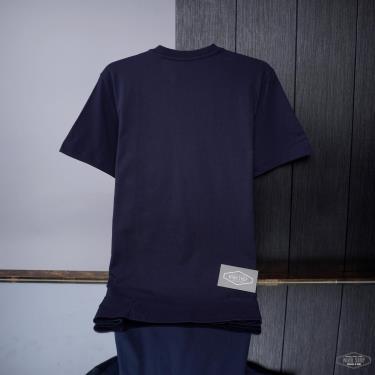 Hàng Chính Hãng Áo Thun Adidas Stamp Tee  Blue  2021**