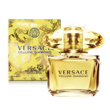 Hàng Chính Hãng Nước Hoa Versace Yellow Diamond 2020** 90ML