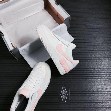 Hàng Chính Hãng⚡️ Nike Air Force 1 Shadow Barely Green Crimson Tint ⚡️ 2021** CU8591 104